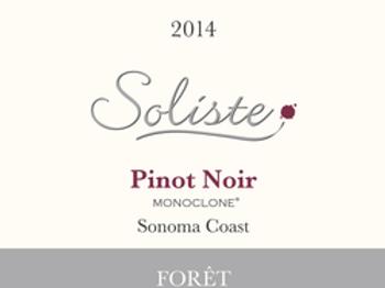 Soliste Forêt Pinot Noir 2014