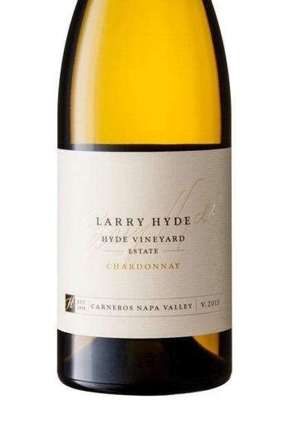 Larry Hyde 'Hyde Vineyard Estate' Chardonnay 2016