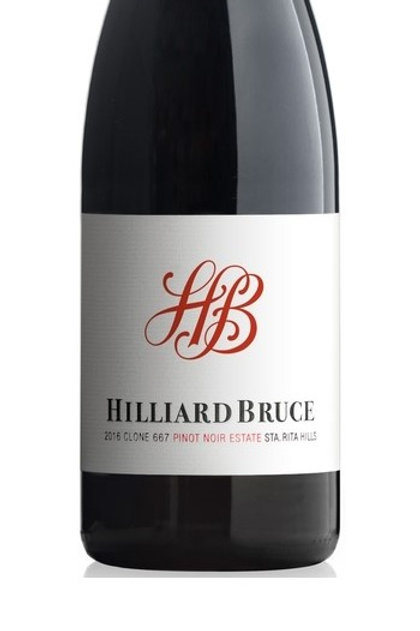 Hilliard Bruce Vineyards Clone 667 Pinot Noir 2016
