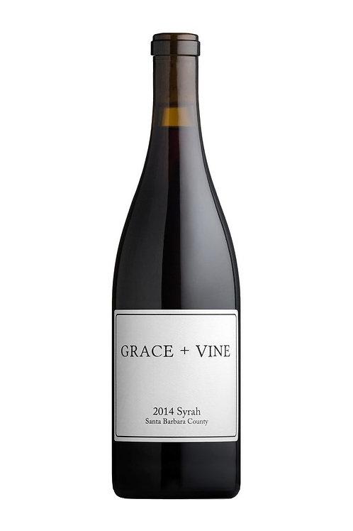 Grace + Vine Syrah 2014