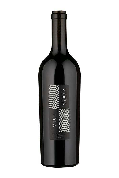 Vice Versa Stelzner Vineyard Old Vines Cabernet Sauvignon 2018