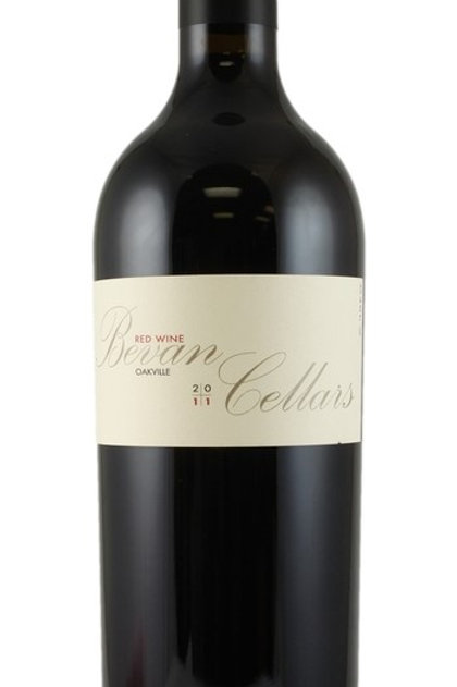 Bevan Cellars Curmudgeon Red Wine 2011