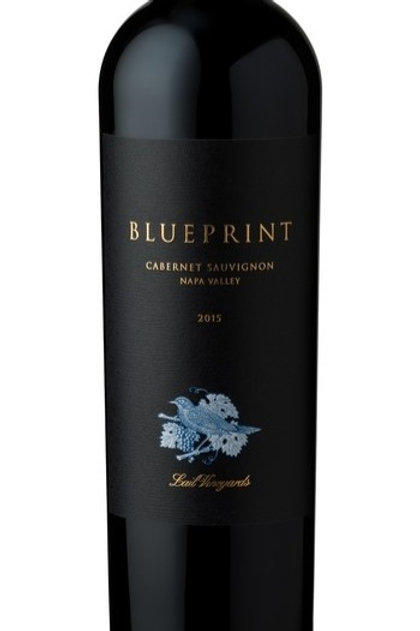 Lail Vineyards Blueprint Cabernet Sauvignon 2015