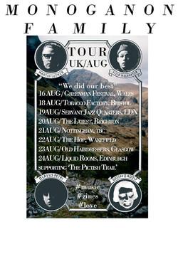Tour Poster 2013