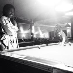 Pool hall London