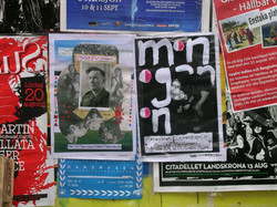 Posters in Malmö