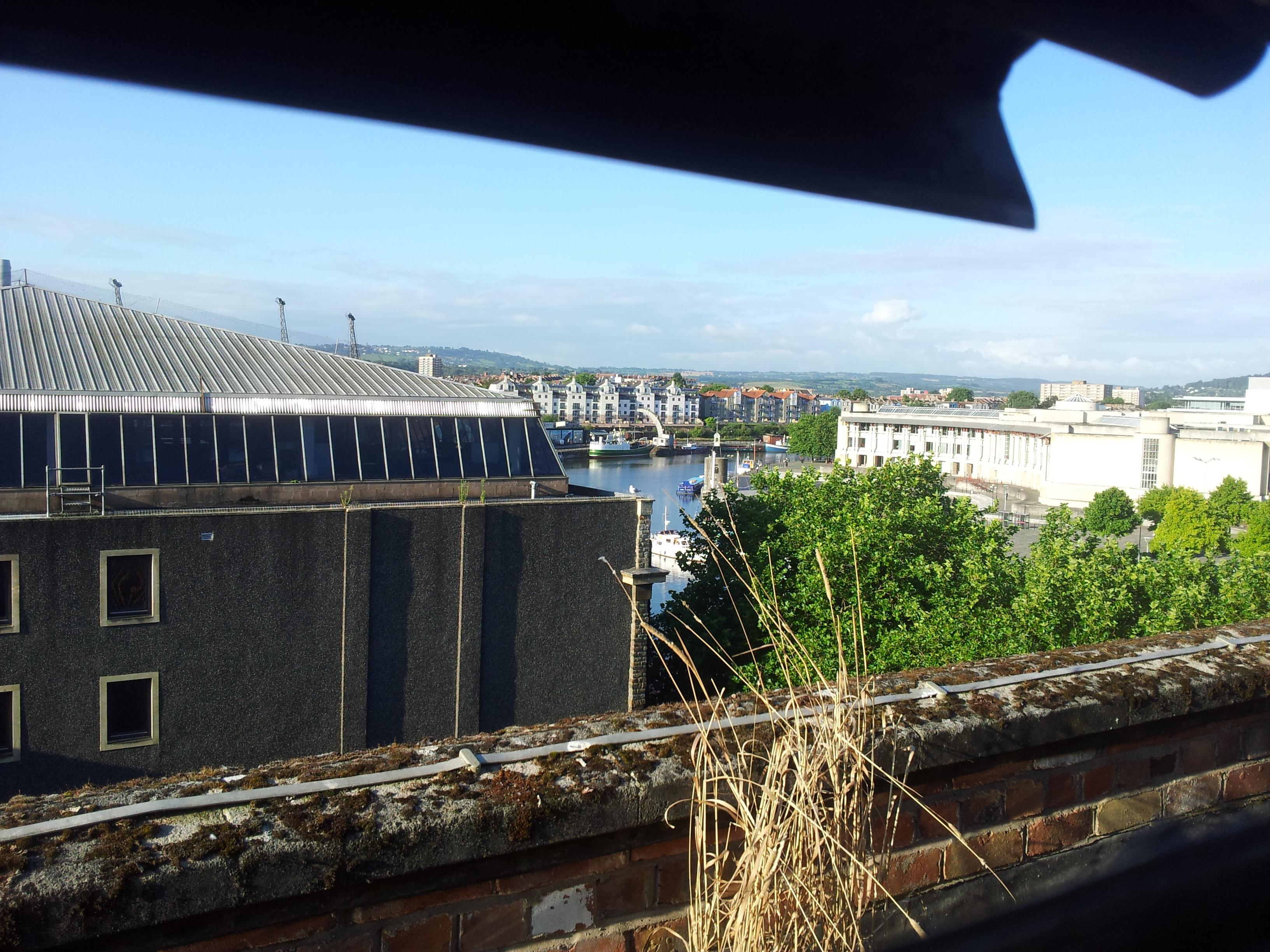 Bristol from hostel