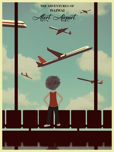 Alert Airport