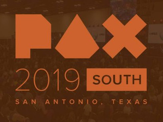 PAX SOUTH and WINTER FANTASY