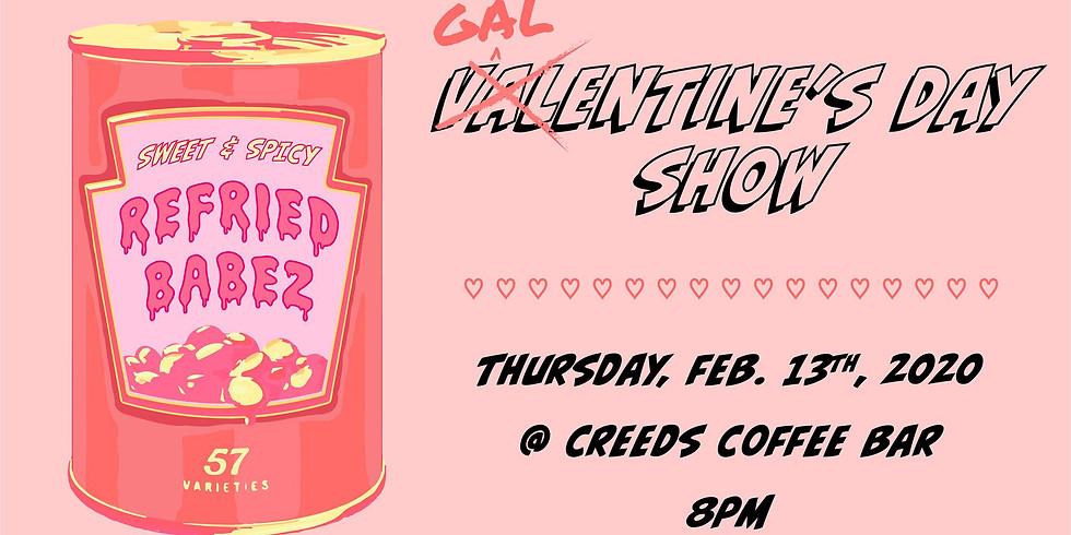 Valentine's Comedy Night - February 13th 2020 (1)