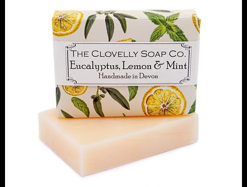 Eucalyptus, Lemon & Mint
