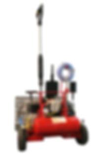 Turbo-Digger mit Kompressor als Gesamtpaket