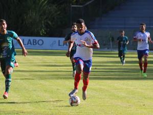 Bahia e Vitória da Conquista terminam jogo sem gols pelo Baiano