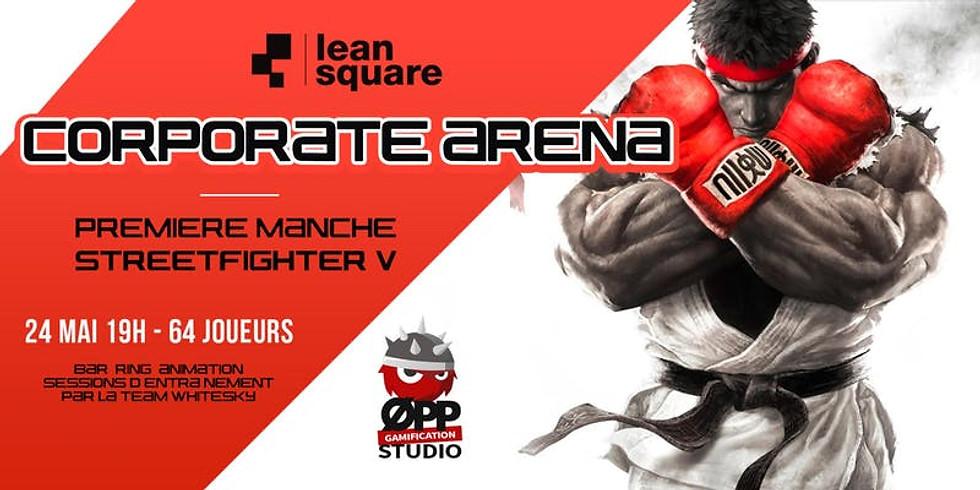 LeanSquare eSport Corporate Championship - 1ère Manche