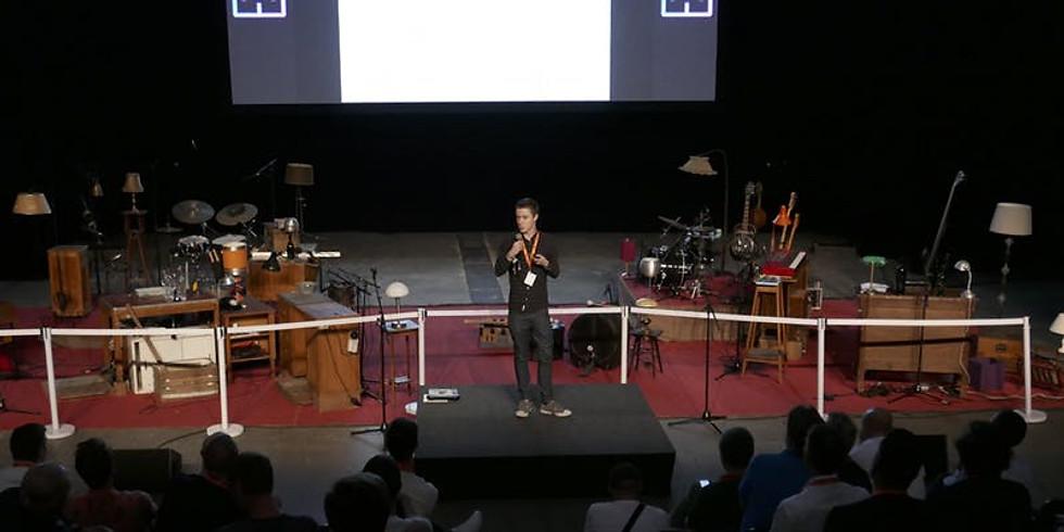 Wallifornia MusicTech Start-up Pitch Contest
