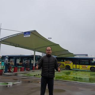Visita al operador de buses eléctricos mas grande del mundo. 16,000 buses eléctricos en Shenzhen, China
