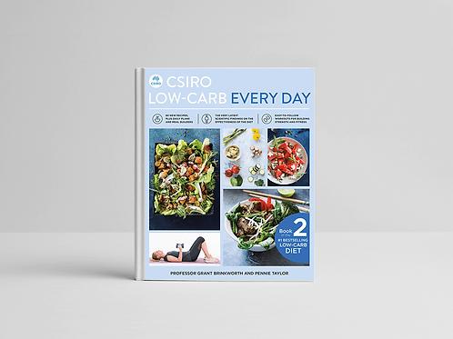 The CSIRO Low Carb Everyday Recipe Book
