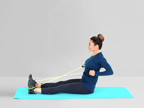 PTP Power Tube+ Resistance Bands