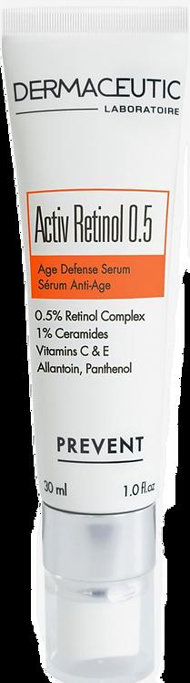 Dermaceutics Activ Retinol Serum 0,5%   30 ML
