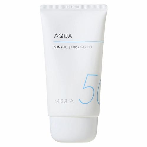 MISSHA - All Around Safe Block Aqua Sun Gel SPF50+ PA++++ 50ml