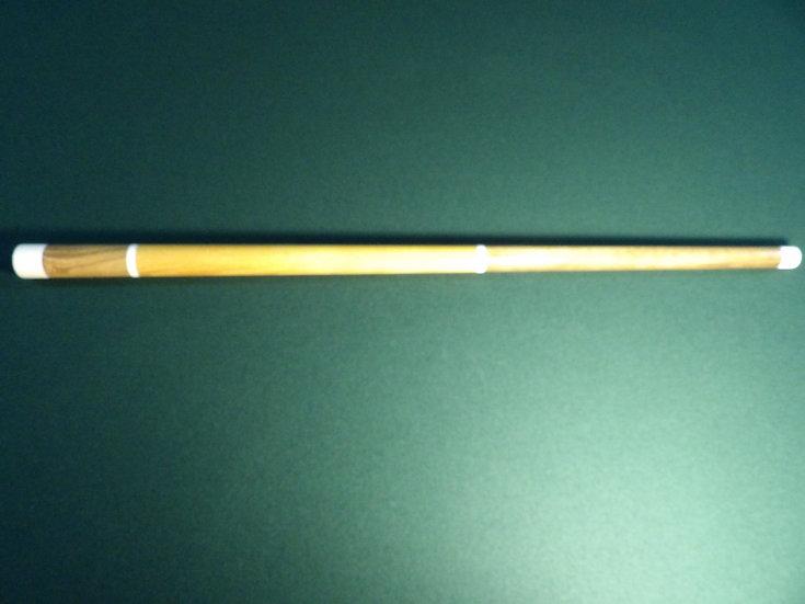 """Lignum Vitae/Osage Orange.  60"""", 20 oz"""