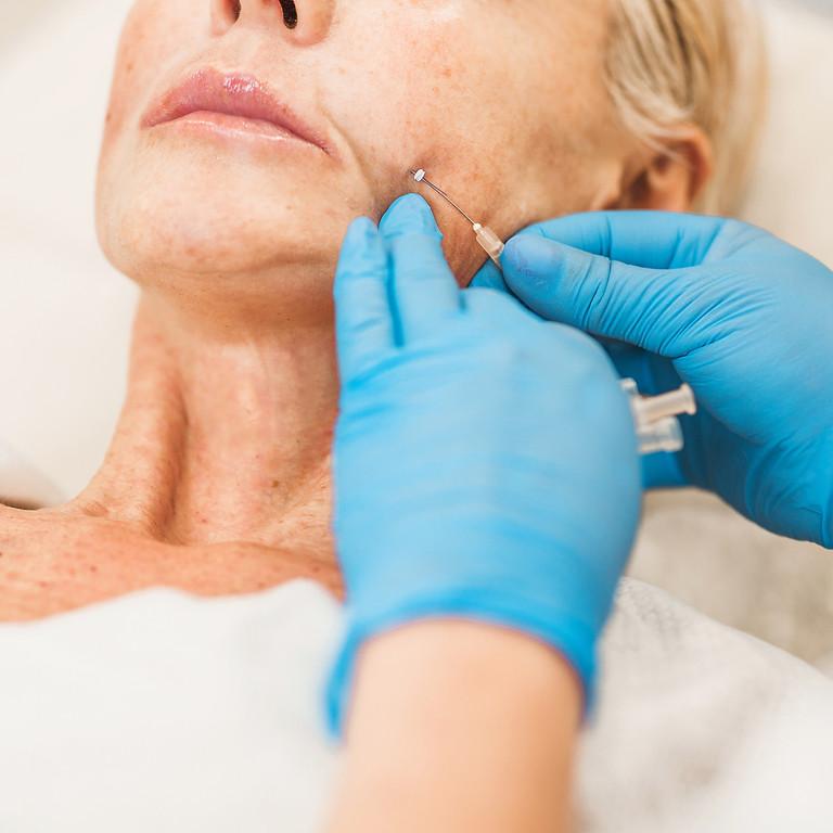 """Kurs i behandling med tjocka PDO-trådar """"barbed"""" (4) OBS ENGLISH COURSE!"""