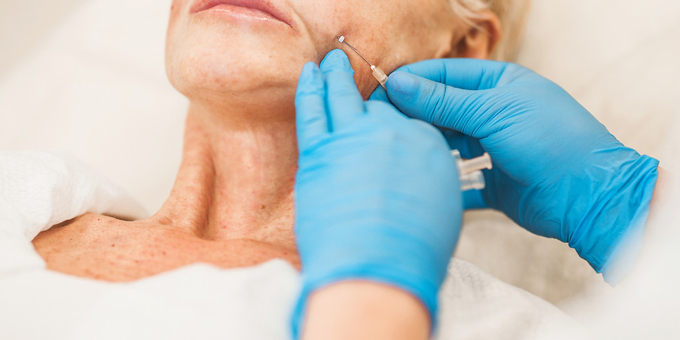 "Kurs i behandling med tjocka PDO-trådar ""barbed"" (4)"