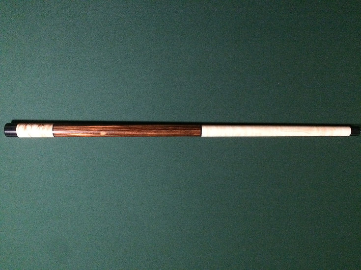 """Jobillo and Curly Maple.  59"""", 18 oz"""