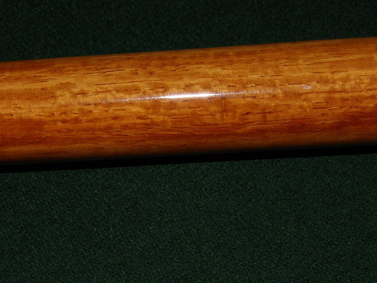 """Figured Narra, also known as New Guinea Rosewood, 60"""", 18 oz"""
