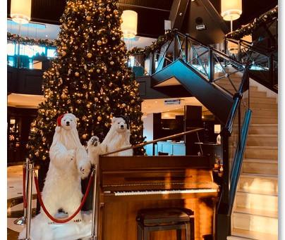 Pianoverhuur bij Van Der Valk Gilze-Tilburg