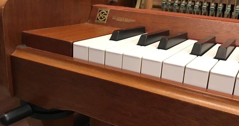 Zet uw piano uit