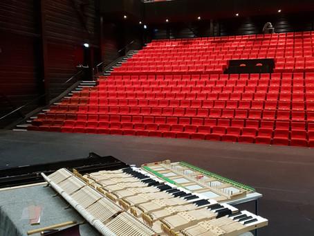 Nieuwe vleugel voor Theater de Blauwe Kei