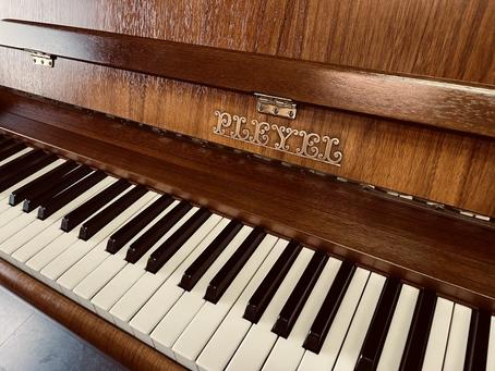 Pleyel 103 piano (Schimmel)