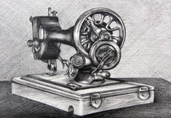 2011_Sewing Machine