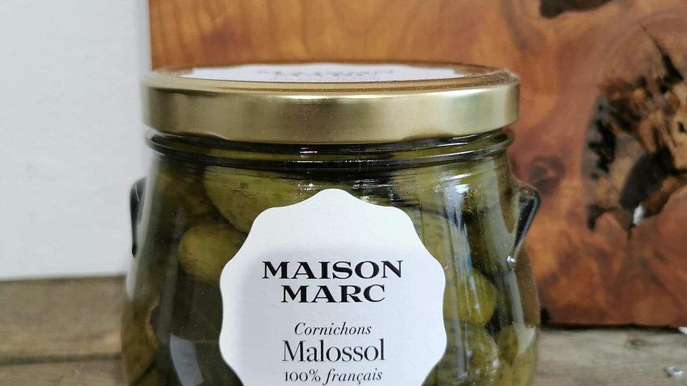 Cornichons Malossol - Maison Marc