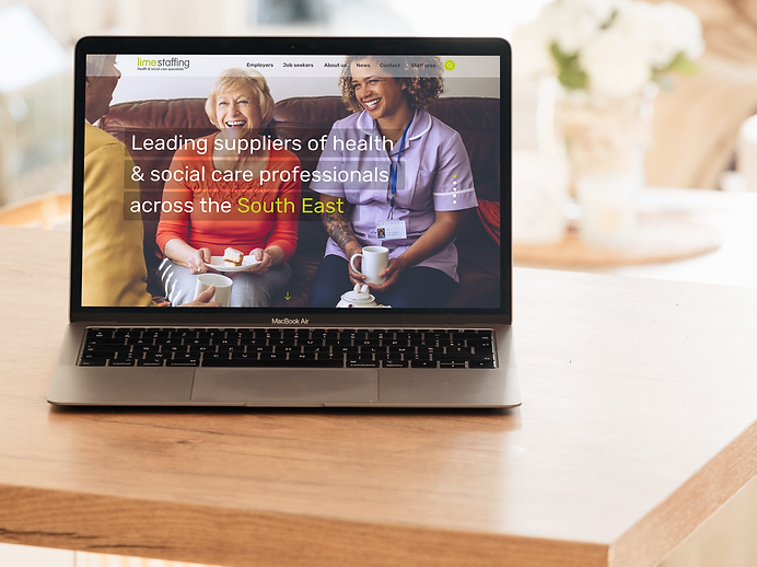 Website design service Bravo&Tango