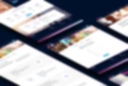 Neos user interface design