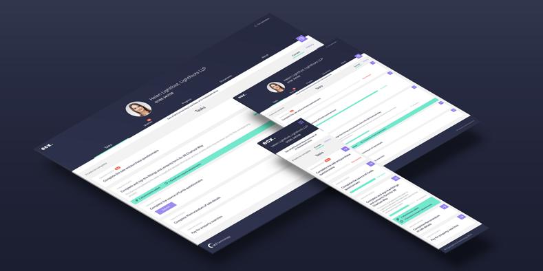 Responsive design layout