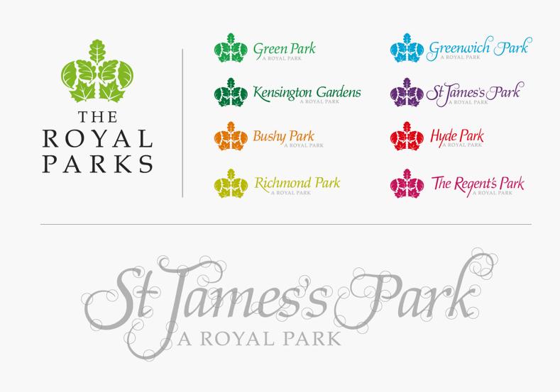 Royal Park logos