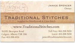 traditional stitches
