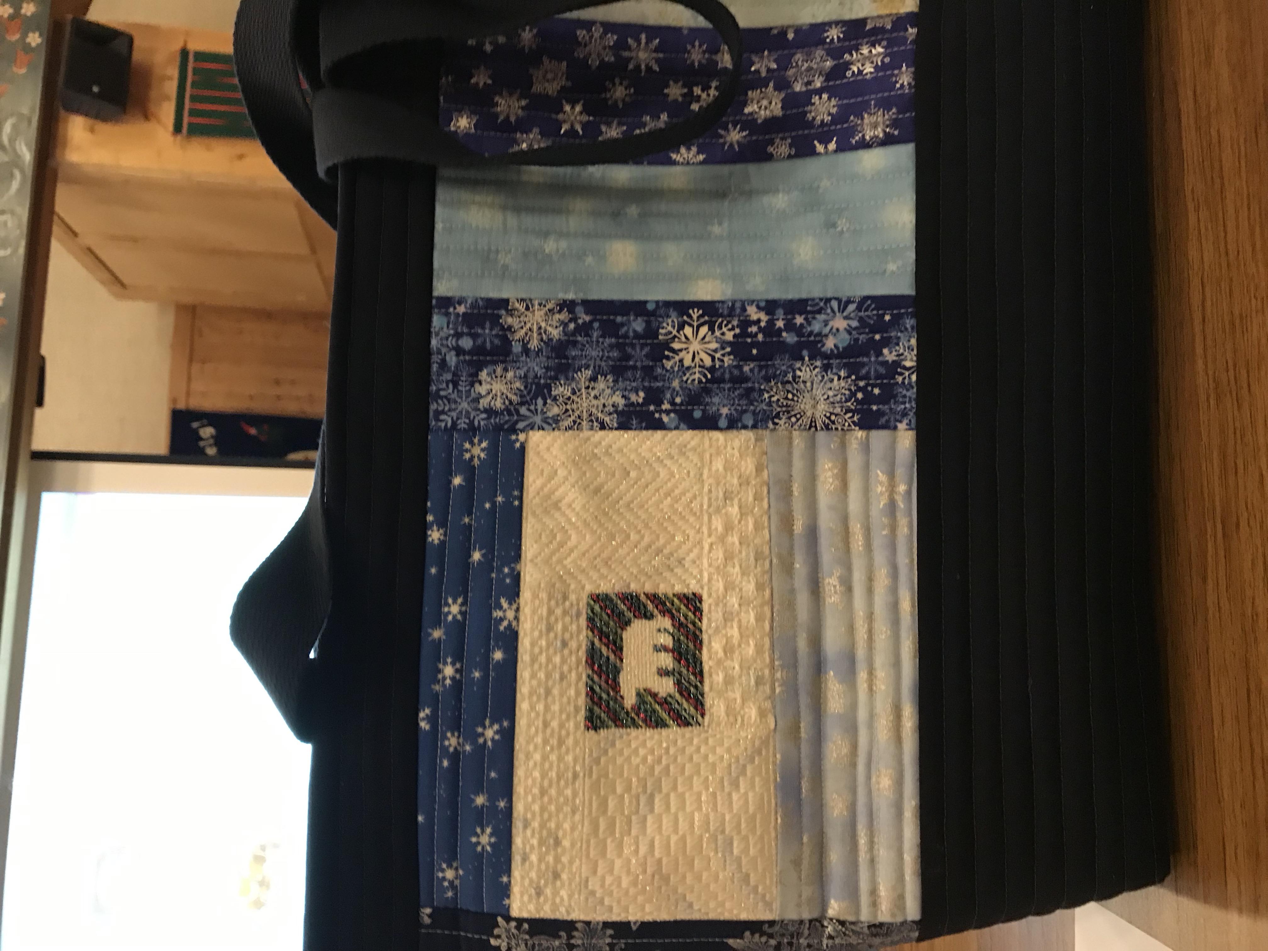 Irene's Polar Bear Bag