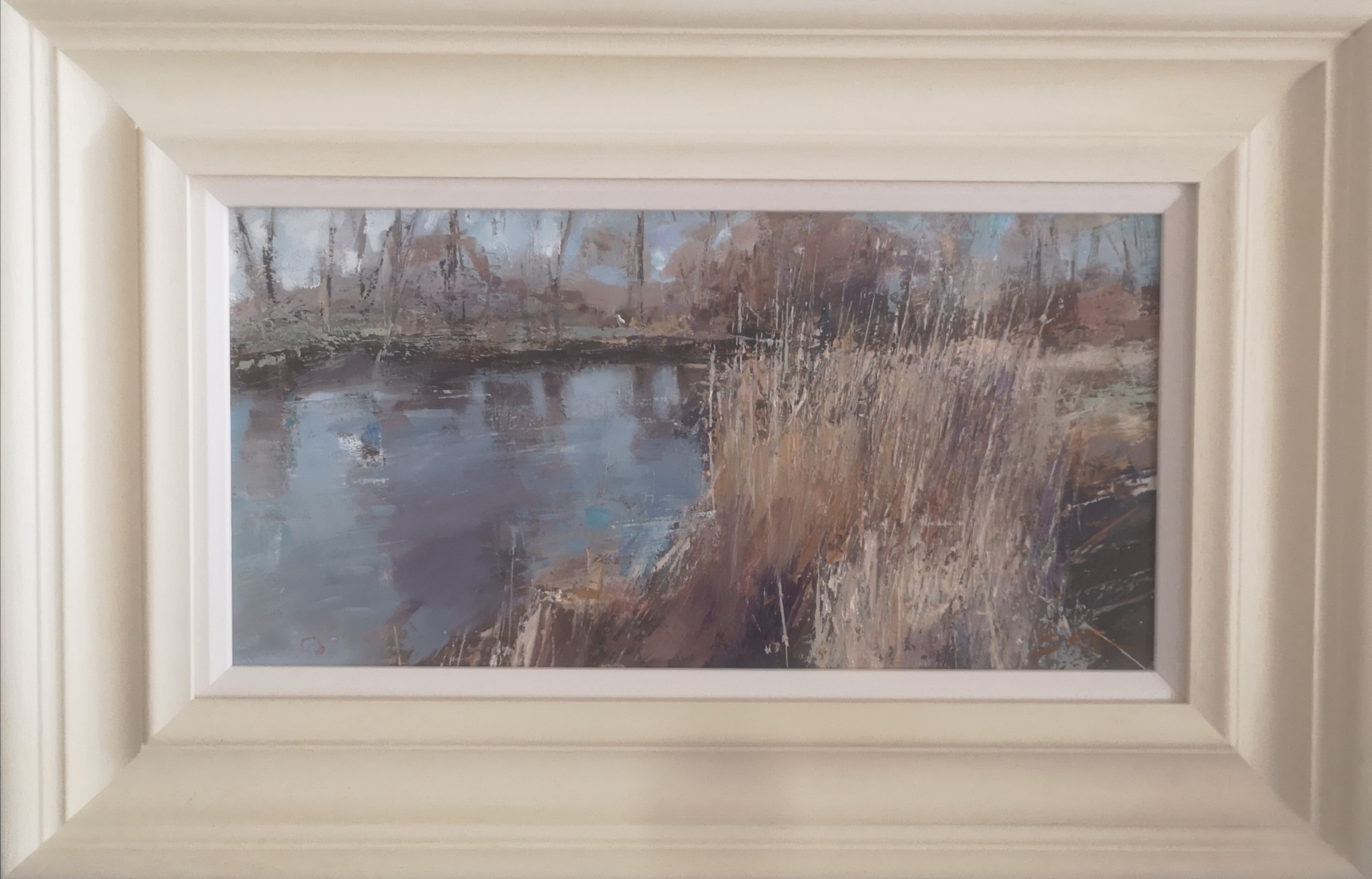 Winter Reeds Slaidburn