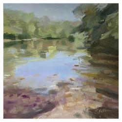 River Ribble at Dinkley