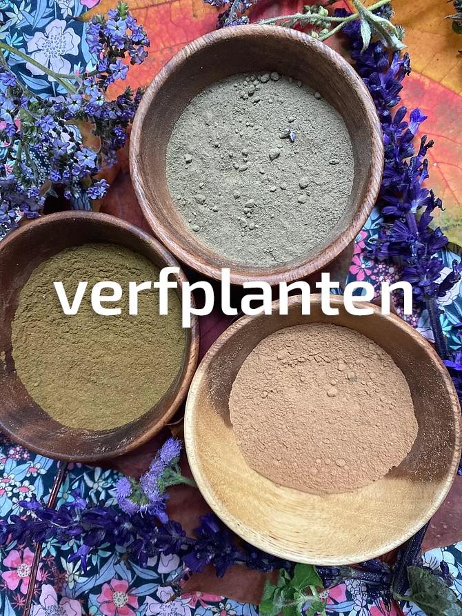 Verfplanten