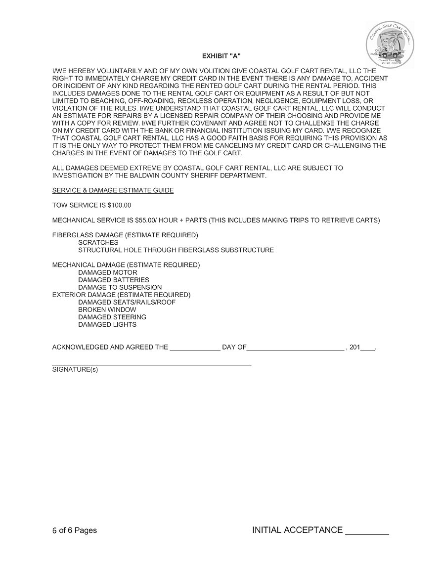 Coastal Golf Cart Rental Agreement_Page_