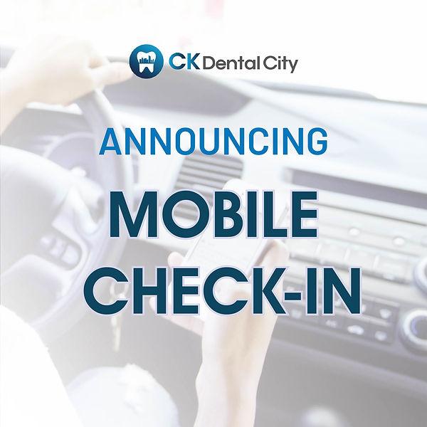 Mobile Check in CK Dental City Family Invisalign Emergency Dental Implants McKinney TX