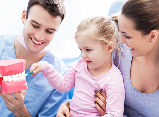 Celebrate Dental Hygiene Month With Your Family And General Dentist in Vancouver, Washington!