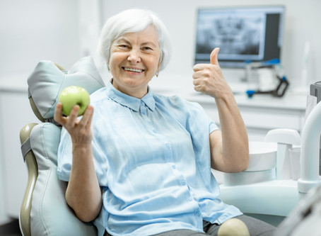 Denture Care & Adjustment Tips, From Premier Family and General Dentist in Seattle, Washington