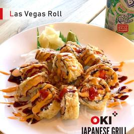 OKI Japanese Girll_Las Vegas Roll