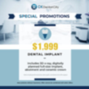 CK Dental_Promotion_Dental Implant_1080X